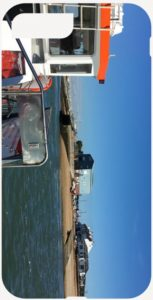 Hayling Ferry phone case