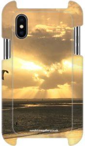 Halloween Sunset Phone case iPhone X